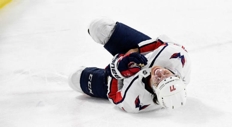 T.J. Oshie 'highly unlikely' to return this postseason