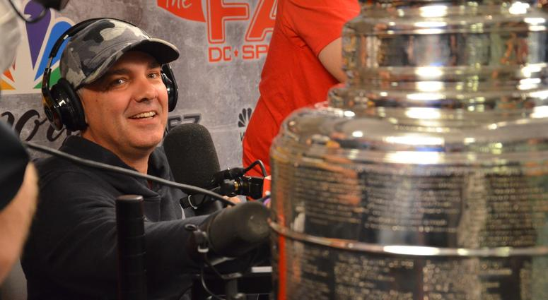 Eric 'EB' Bickel looks at the Stanley Cup