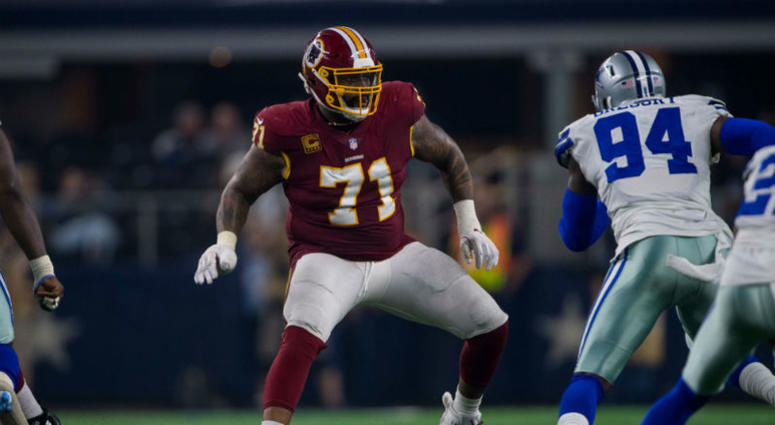 Redskins' Trent Williams requests trade or a new contract