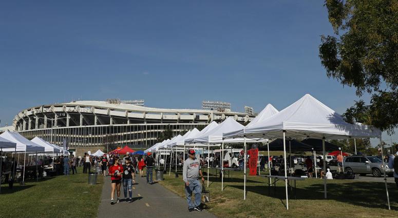 D.C. seeks to acquire 190 acres of land at RFK Stadium site.
