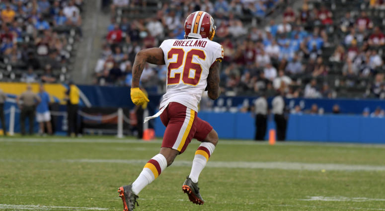 new concept bf4b0 b7f0a Bashaud Breeland, too, loses deal after failed physical ...