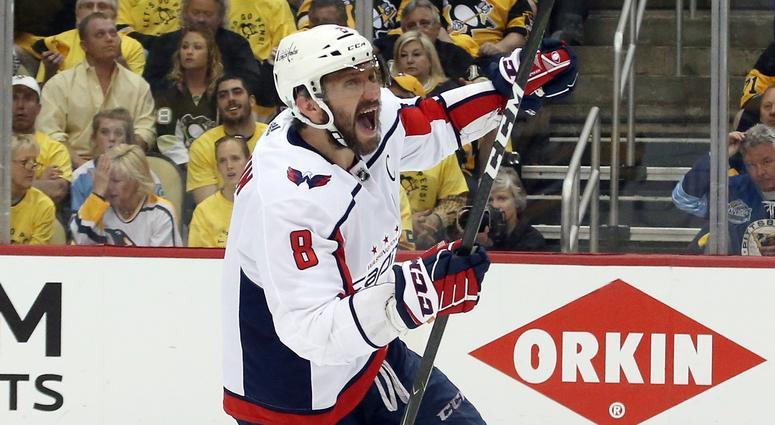 47bc2b3cfa2 Alex Ovechkin plays hero in Pittsburgh