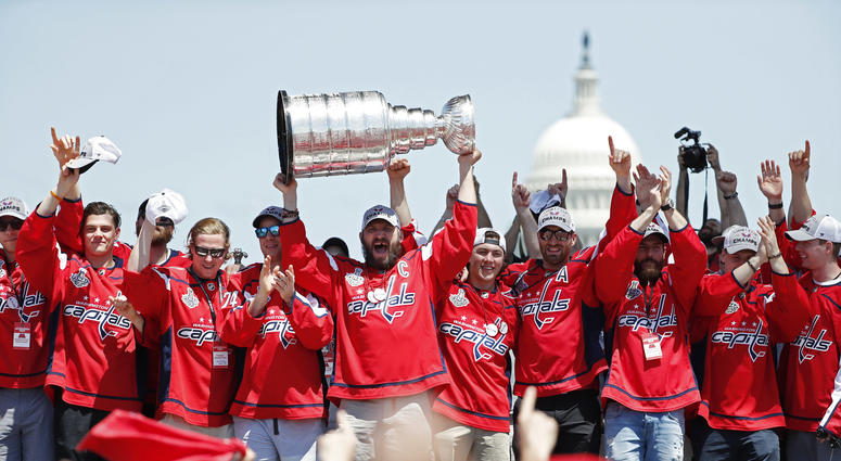 Capitals to celebrate Stanley Cup victory at White House