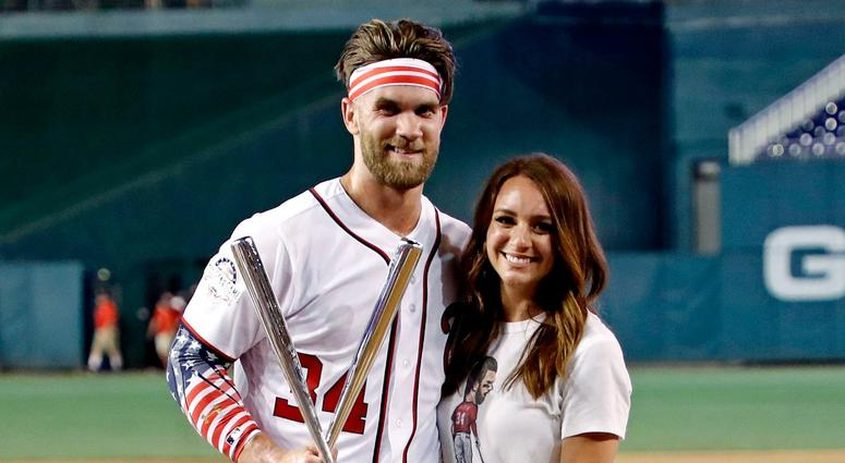 Bryce Harper Home Run Derby