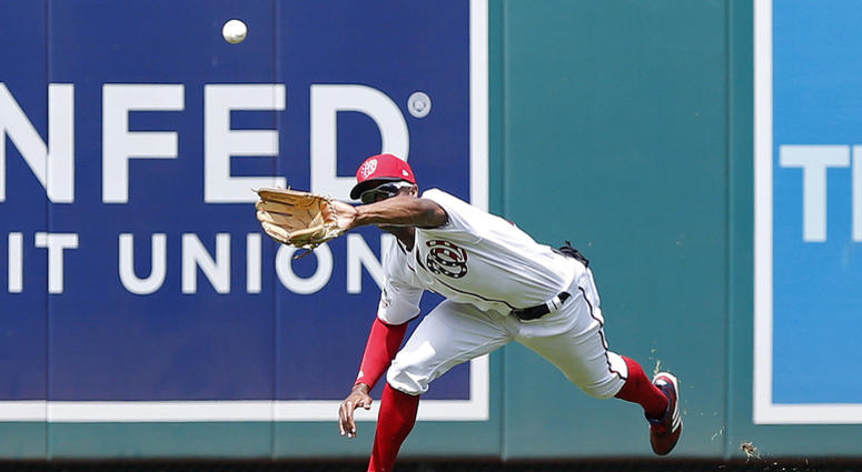Washington Nationals will be without Michael A. Taylor for a significant time.
