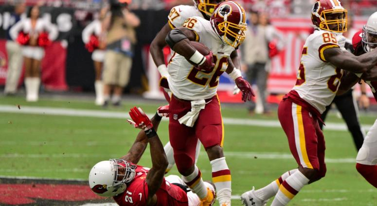 buy online b3cee aa0a0 Are the Redskins really that good? | 106.7 The Fan