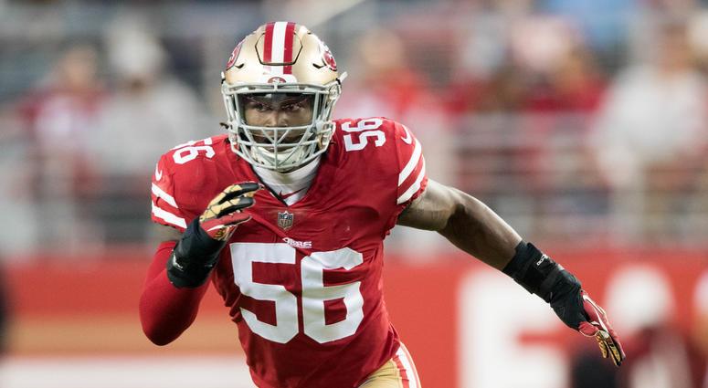 What does Kareem Hunt's suspension mean for Redskins linebacker Reuben Foster?