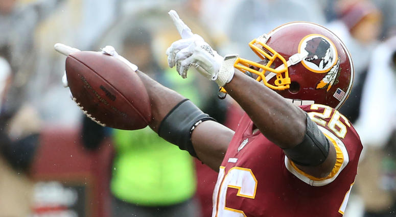 dc465426fbb Redskins bounce back, run wild over Packers | 106.7 The Fan