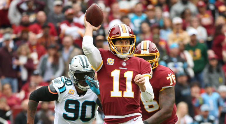 online retailer 66398 aea4f Sports Junkies: Redskins' Jay Gruden comments on Alex Smith ...