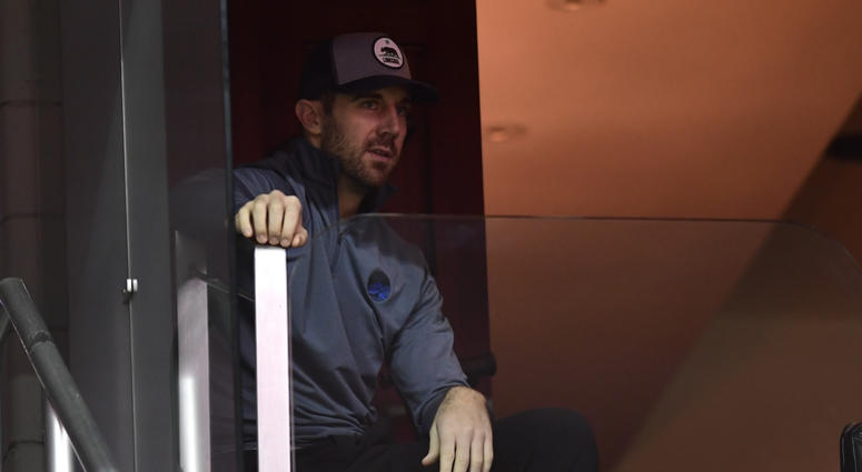 the best attitude f9912 453b8 Alex Smith appearance shows Redskins need successor | 106.7 ...