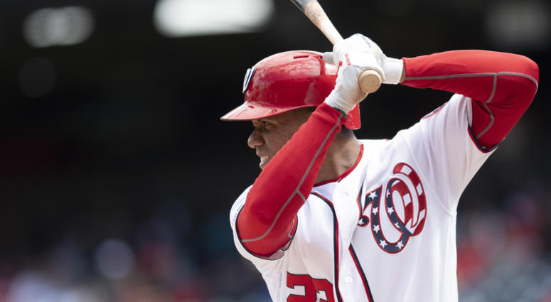 Listen to win tickets to Nationals vs. Pirates.