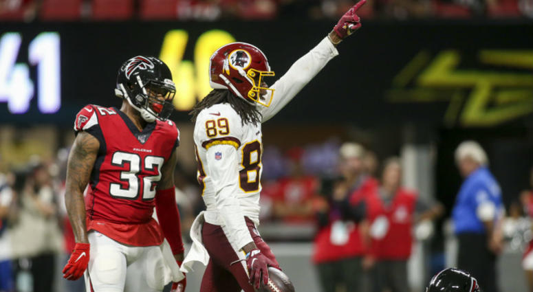 the latest 1f869 be689 Redskins practice squad tracker 2019 | 106.7 The Fan