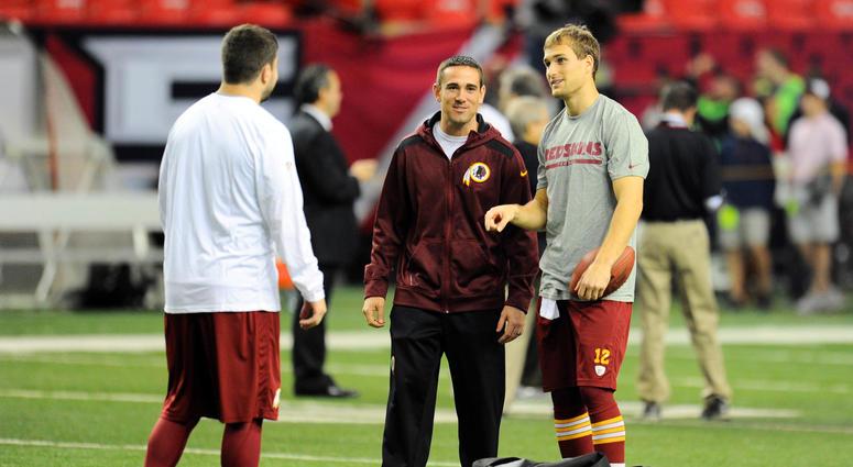 Matt LaFleur third 2013 Redskins staffer to land head coaching gig
