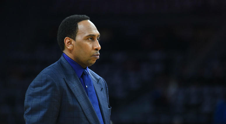 a6d33d2d9 Stephen A. Smith trolls Cowboys fans in Dallas | 106.7 The Fan