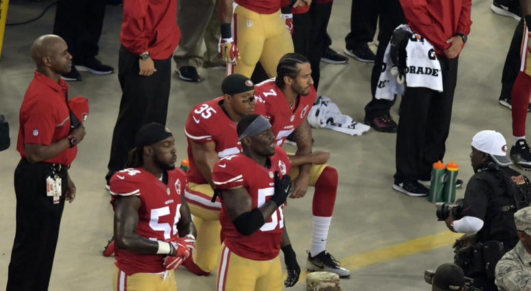 Kaepernick earns 'moral' victory in reaching settlement with NFL