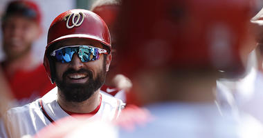 Adam Eaton will avoid crabs in Baltimore for very specific reason