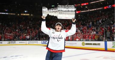 Capitals trade Andre Burakovsky to Colorado for pair of picks
