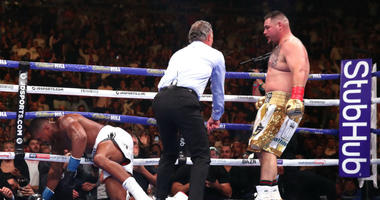 Radio host calls out double standard of fat-shaming Andy Ruiz: 'SAY THAT ABOUT THE WNBA!'