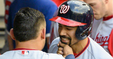 This is an awful Anthony Rendon impression