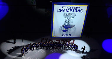 NHL keeps torturing the Caps with banner-raising ceremonies