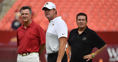 Bruce Allen's role in Trent Williams holdout 'reprehensible'