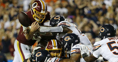 More of the same from Redskins: bad football