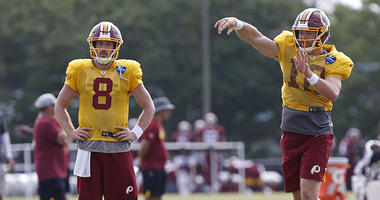 Colt McCoy to miss second Redskins preseason game