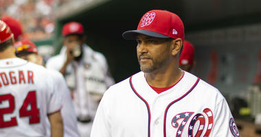 Chris Russell: Nats fans blaming Dave Martinez 'exclusively' are 'insane'