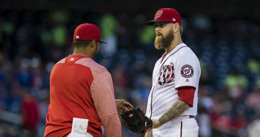 Nationals probably 'ride it out' with Dave Martinez