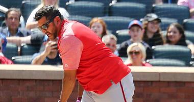 Dave Martinez gets tossed in fiery rebuke of umpire Bruce Dreckman
