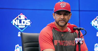Dave Martinez has earned another year with the Nationals