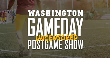 Chris Russell hosts 'Washington Game Day Uncensored'