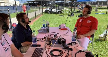 Washington Nationals second baseman Brian Dozier sits down with Grant & Danny.