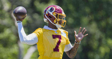 Redskins 'stupid' to undermine Jay Gruden on QB decision