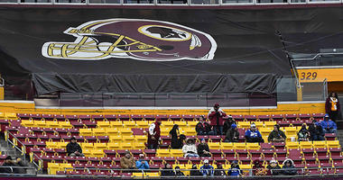 Food is now the main event at Redskins games