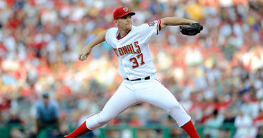 Stephen Strasburg made his MLB debut on this day nine years ago.