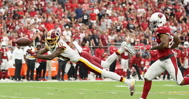 Redskins receiver cuts represent huge gamble