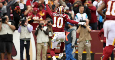 Watch Redskins WR Paul Richardson surprise his mom with a new car.