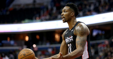Wizards trade Dwight Howard to the Grizzlies for CJ Miles.