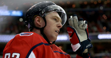 What should Capitals do about Evgeny Kuznetsov?
