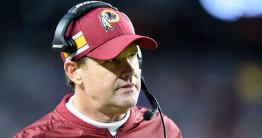 Jay Gruden is favored to be first NFL head coach fired.