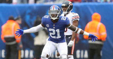 Giants safety Landon Collins to become free agent