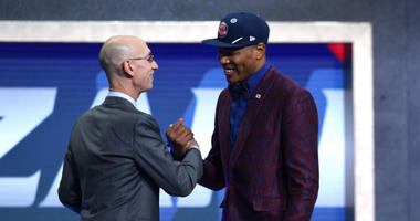 Wizards deliever NBA Draft surprise with Rui Hachimura pick.