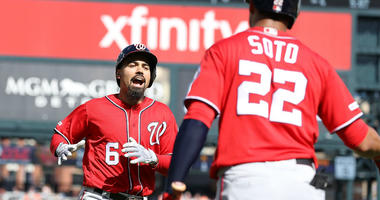Nationals' Anthony Rendon is named to his first MLB All-Star Game.