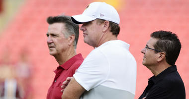 Jay Gruden says Redskins have a good culture