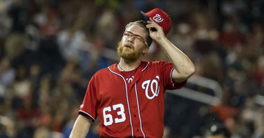 Sean Doolittle's struggles continue for Nationals.