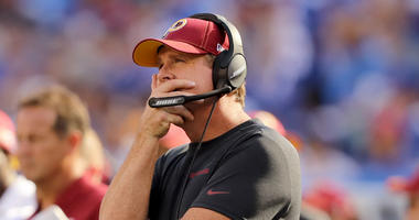 Jay Gruden talks Redskins regrets, Dwayne Haskins, injuries