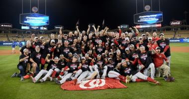 Nationals advance to first NLCS in franchise history