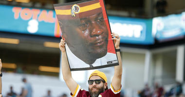 Time for Redskins to punt on winning until 2020