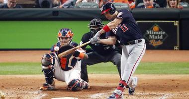 Ryan Zimmerman starts World Series with a boo